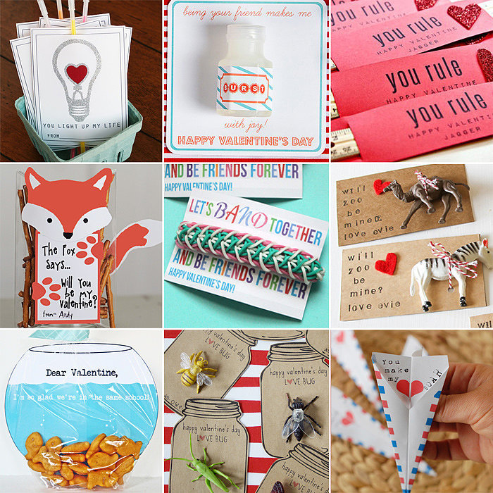 7 Images of DIY Printable Valentine's