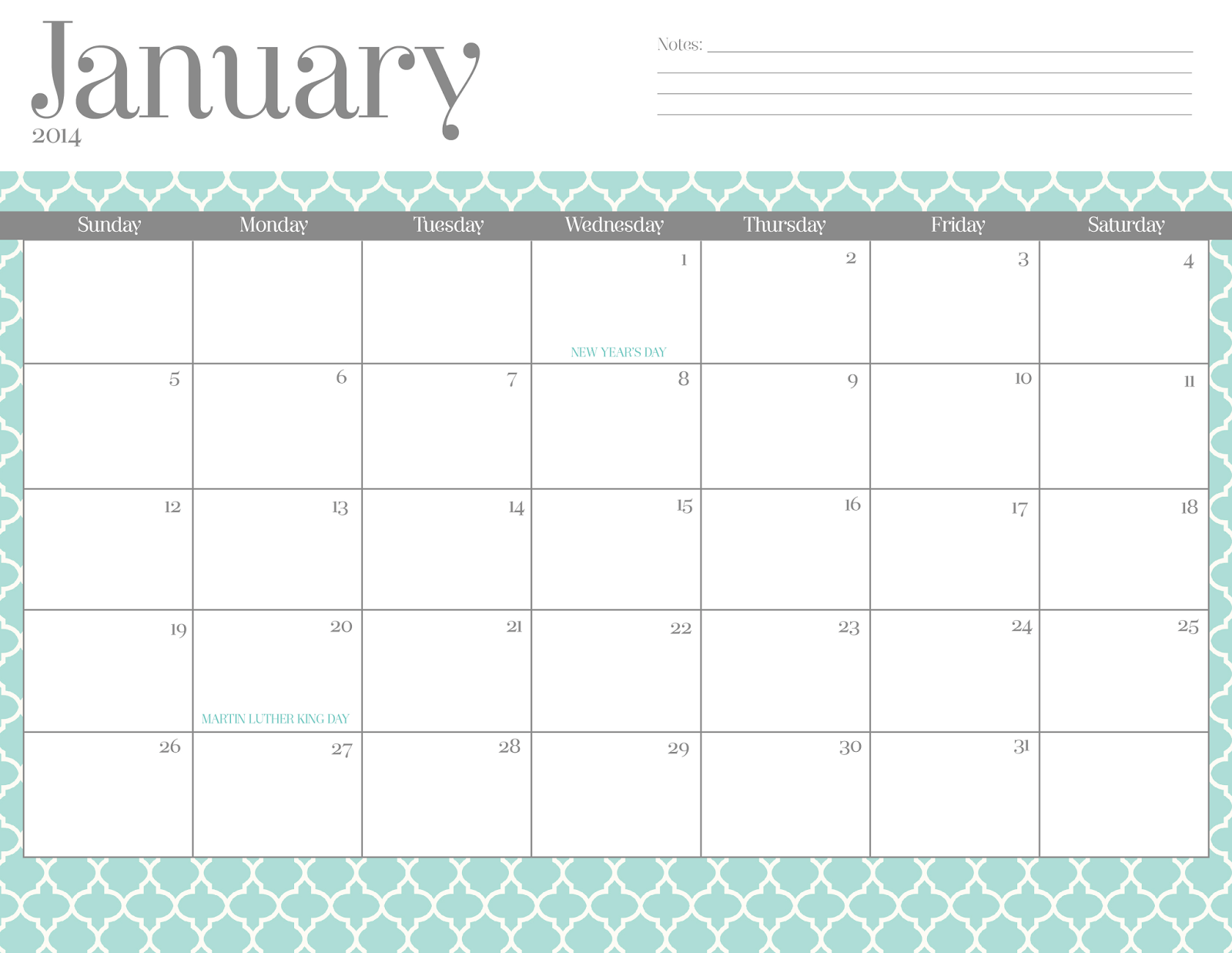 Cute Calendar January 2016 : Best images of calendars printable cute march