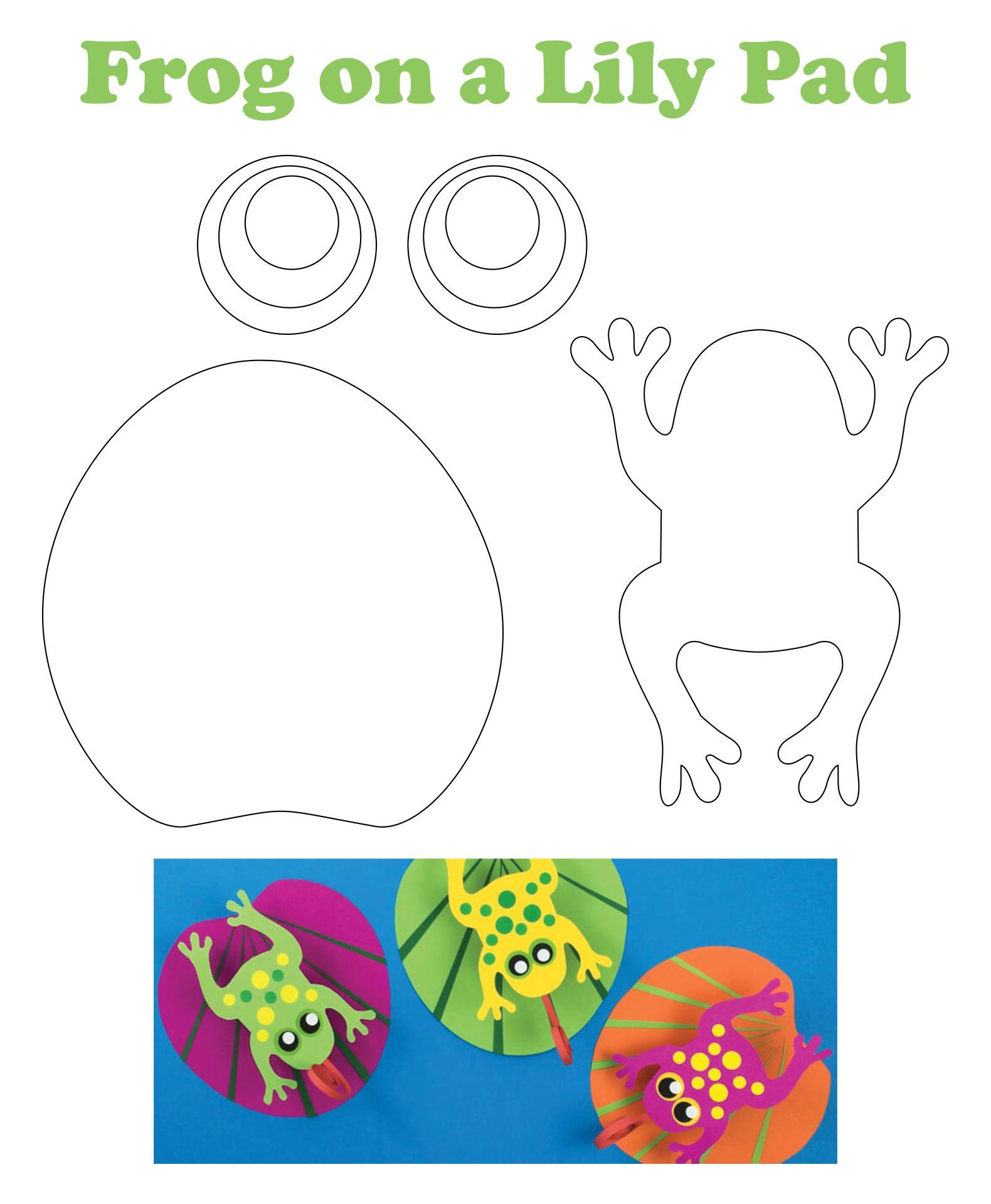 9 Best Easy Summer Craft Printables - printablee.com