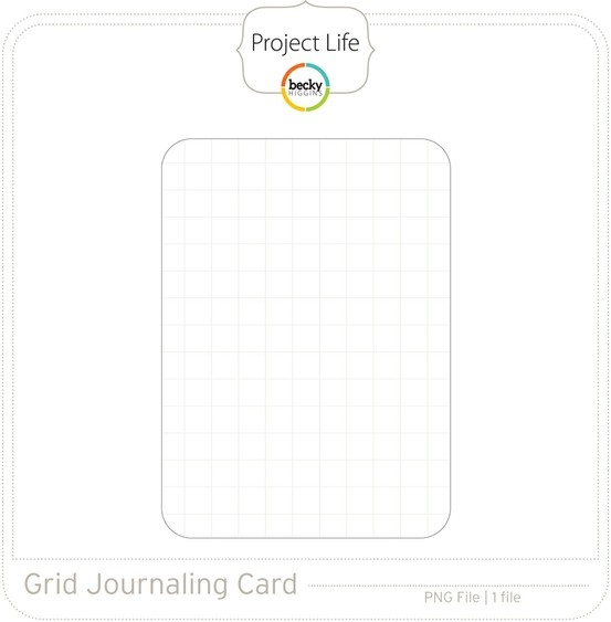 6 Images of Free Printable 3X4 Project Life