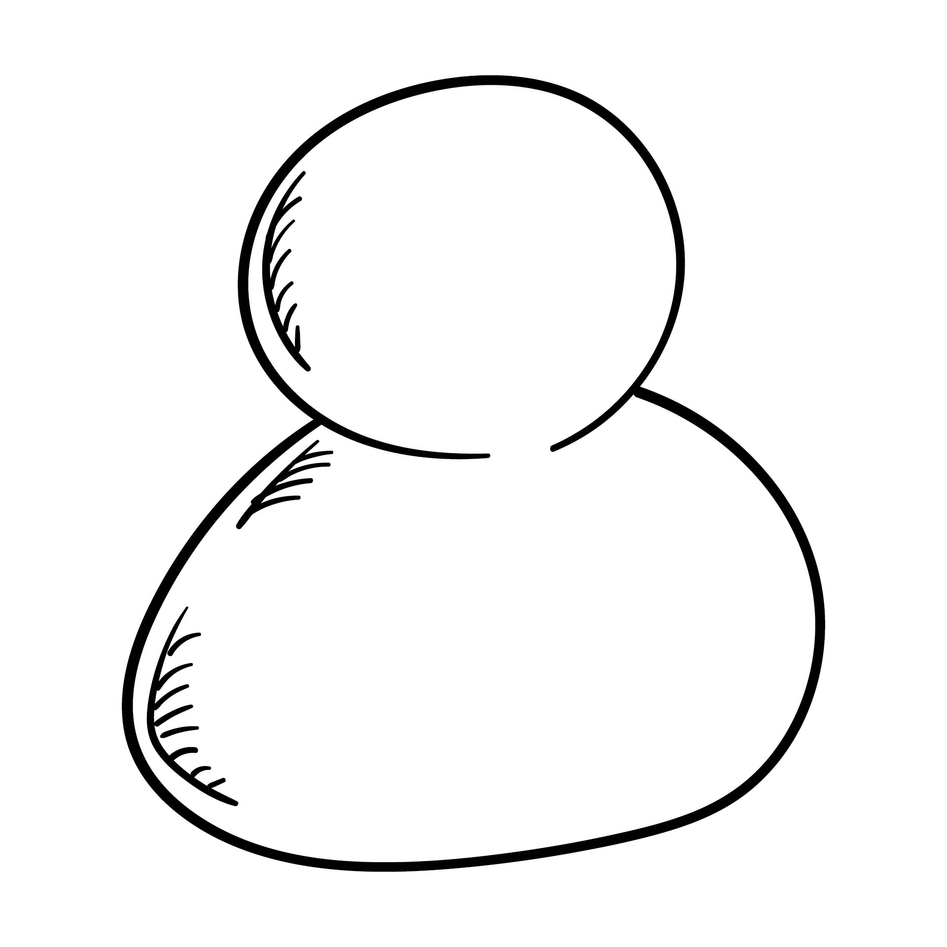 10 Images of Free Printable Snowman Face Template