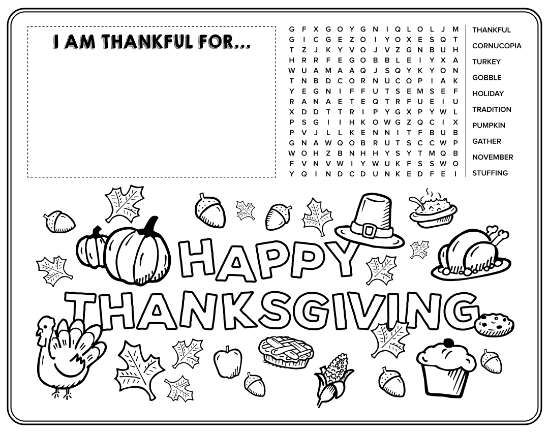 Number Names Worksheets free thanksgiving math worksheets : Preschool Thanksgiving Worksheets Free Printables - preschool ...