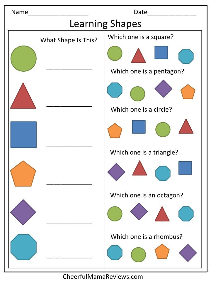 preschool colors and shapes learning colors worksheets for preschoolers sight words 129
