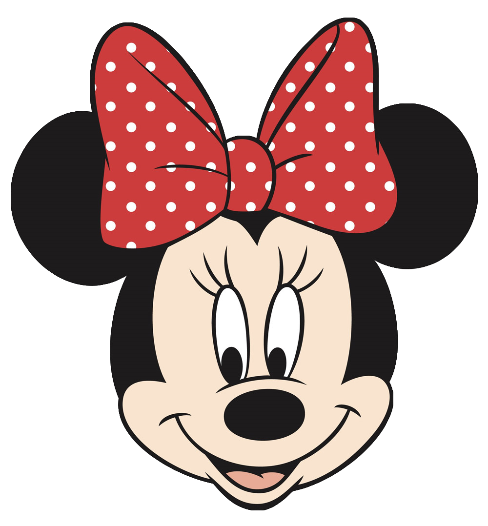 Tactueux image throughout minnie mouse face template printable