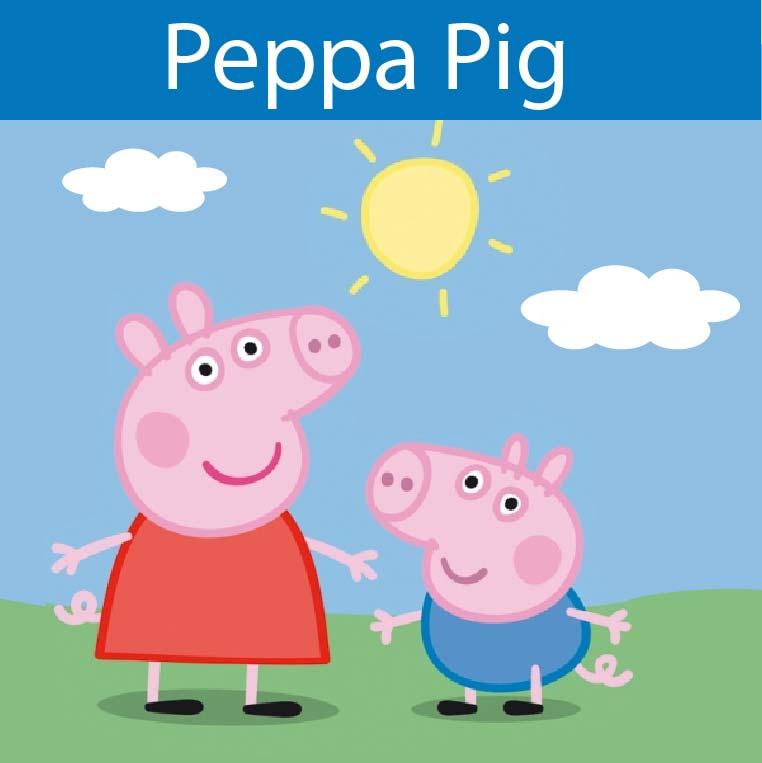 Peppa Pig Printable Birthday Decorations ~ Best images of peppa pig party printables free