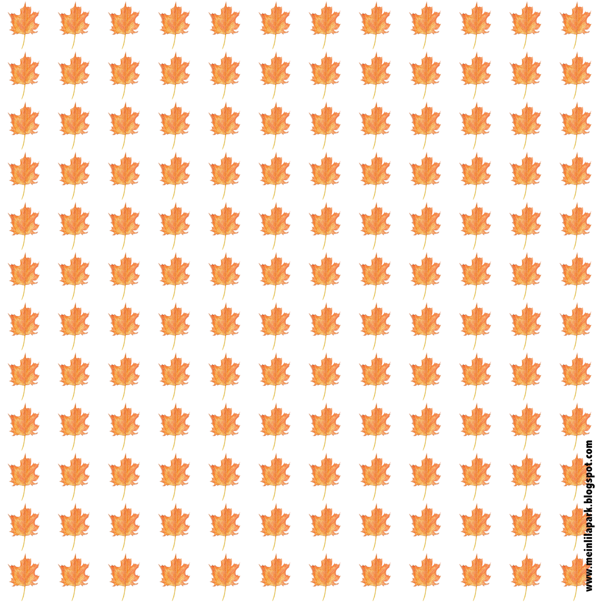 7 Images of Fall Scrapbook Paper Printable
