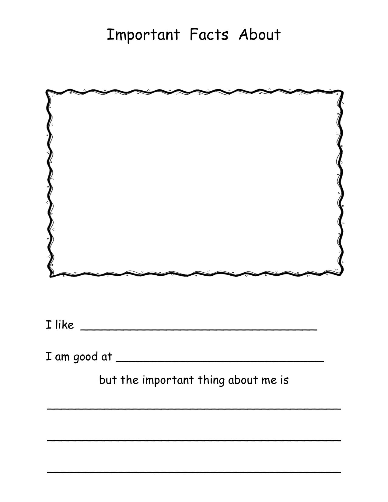 5 Images of The Important Book Printables