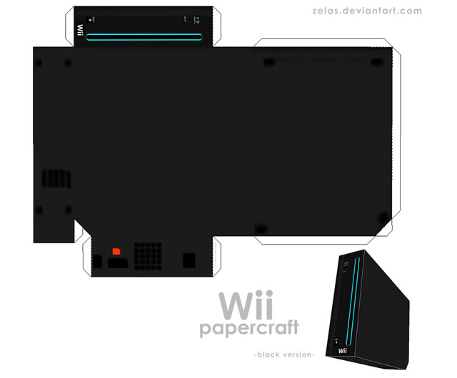 8 Images of Wii Game Printables