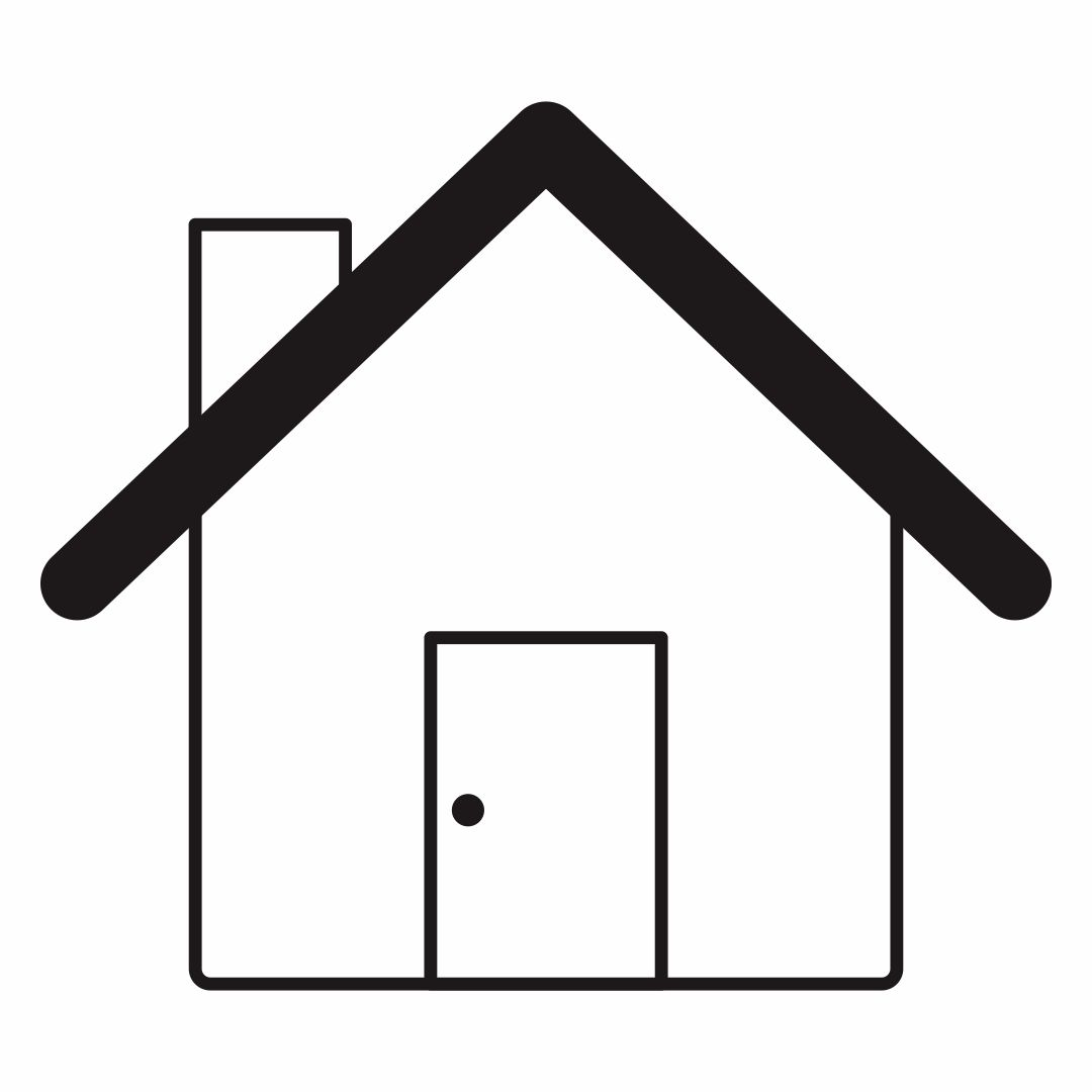 9 Best Images of House Outline Printable - House Outline ...