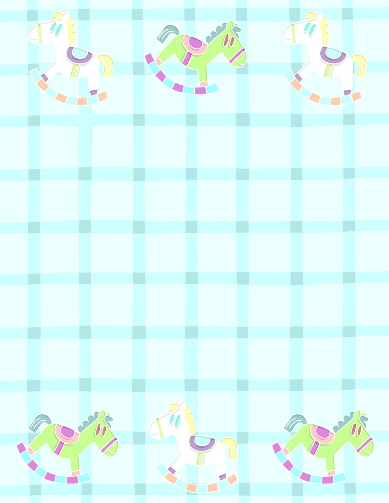 Scrapbook paper baby - Templates