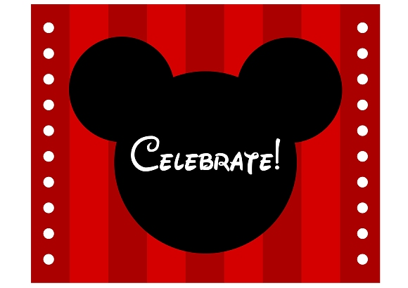 8 Images of Free Printable Mickey Mouse Signs