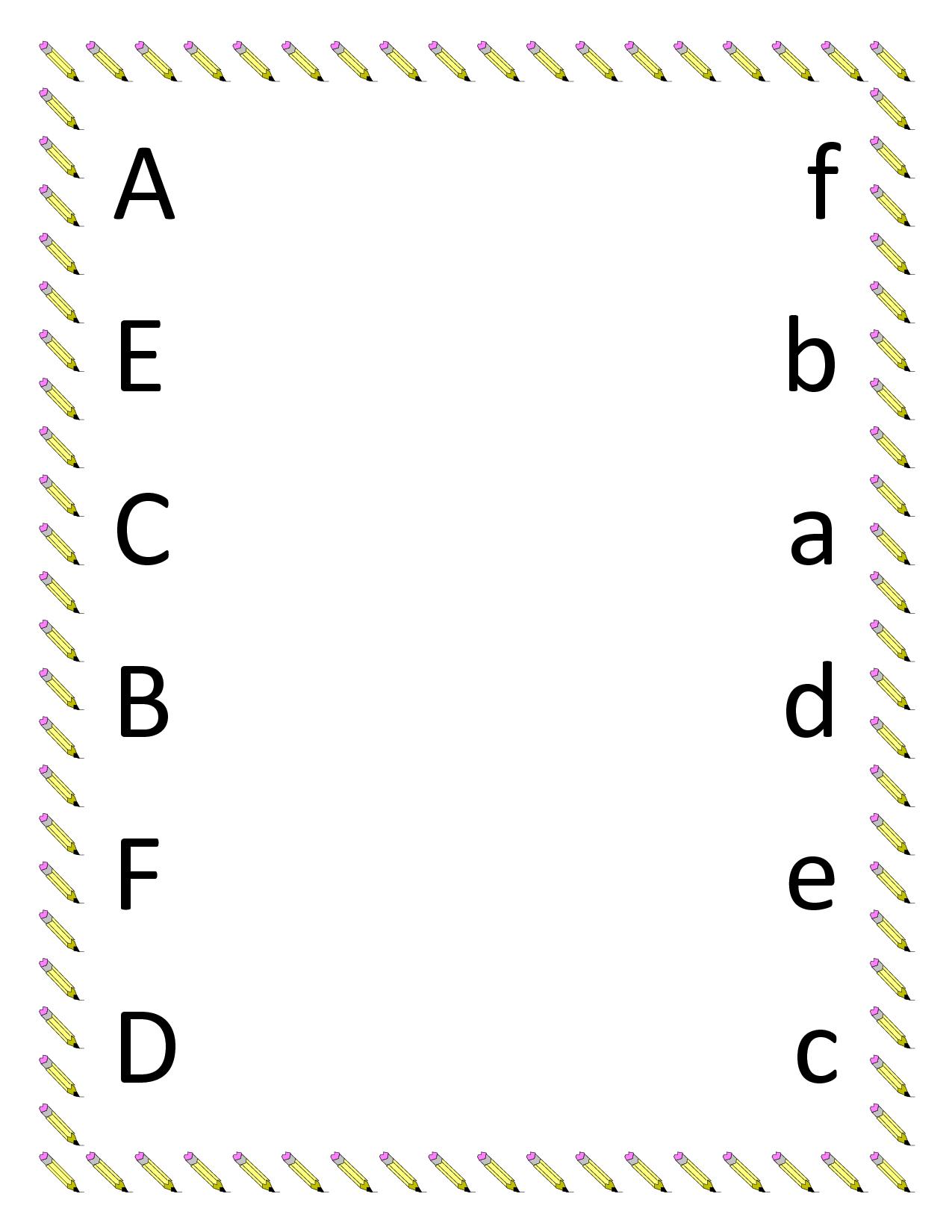 4 Images of Printable Preschool Worksheets Letter I