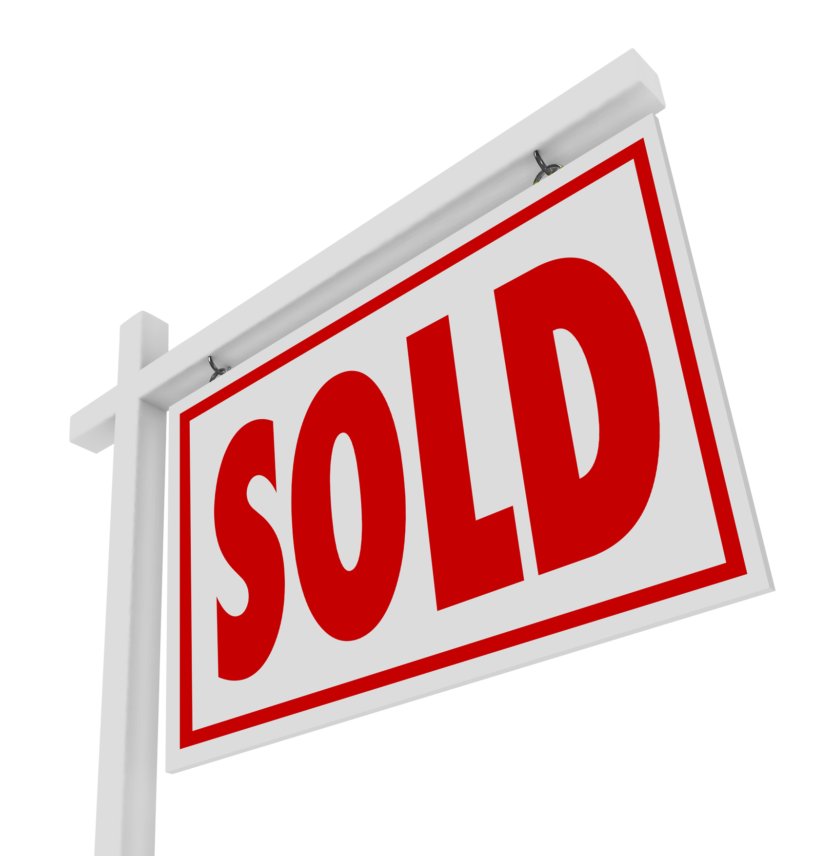 For Sale Sold Sign: 4 Best Images Of Printable Sold Signs
