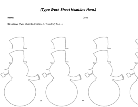 math worksheet : snowman printable books kindergarten  k5 worksheets : Snowman Worksheets Kindergarten
