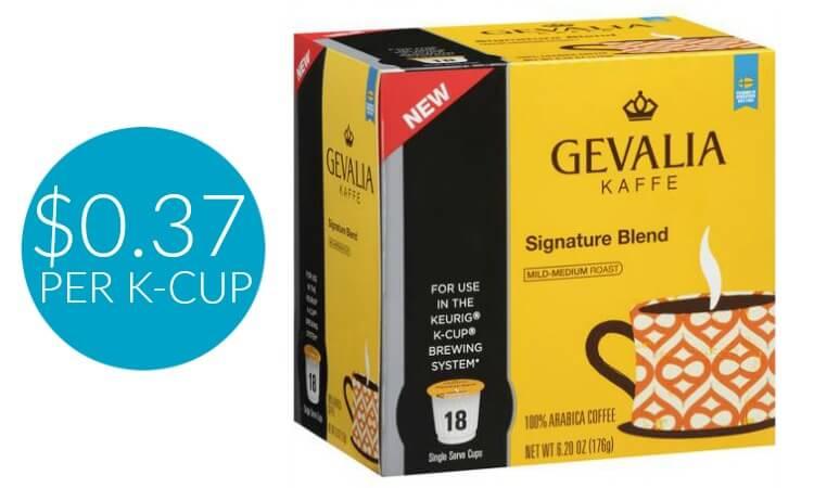Coffee K-Cups Coupons Printable 2016
