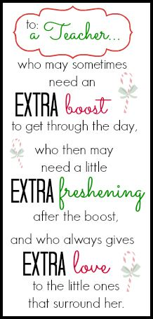 4 Images of Extra Special Teacher Printable