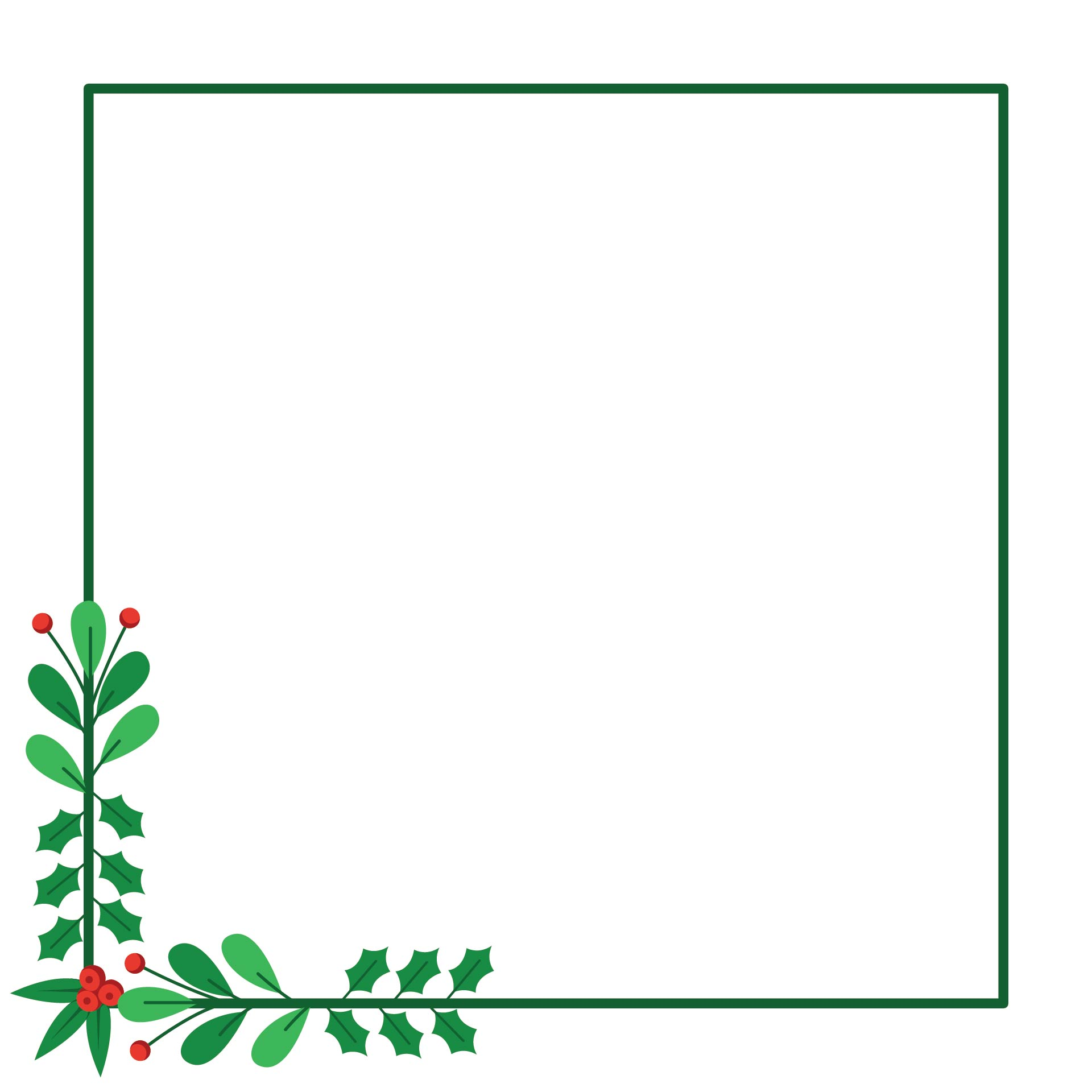 Paper Border Free - Christmas Border 7 Best Images of Printable Paper ...