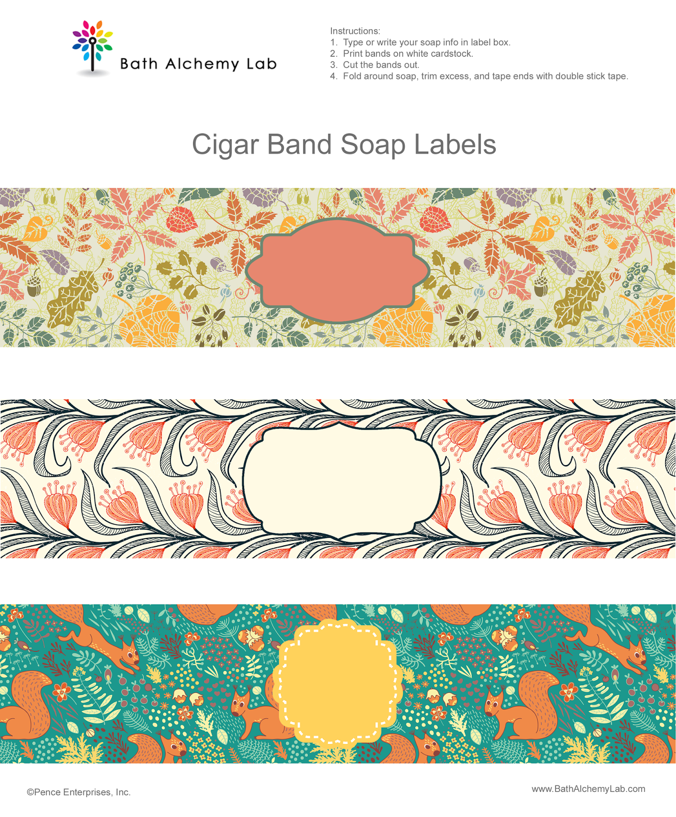 5 best images of free printable soap wrappers christmas With free soap labels to print