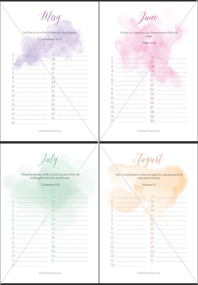 7 Images of Printable Birthday Verses