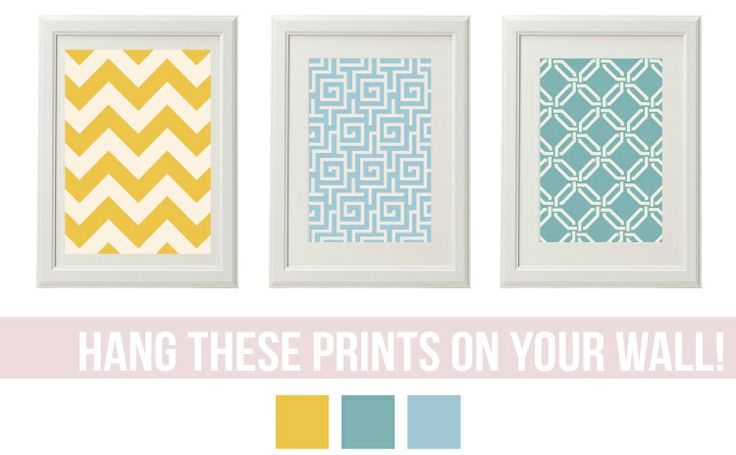 Free Printable Wall Art Decor