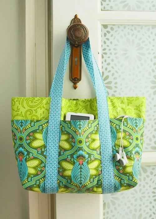 8 Images of Bag Patterns Free Printable