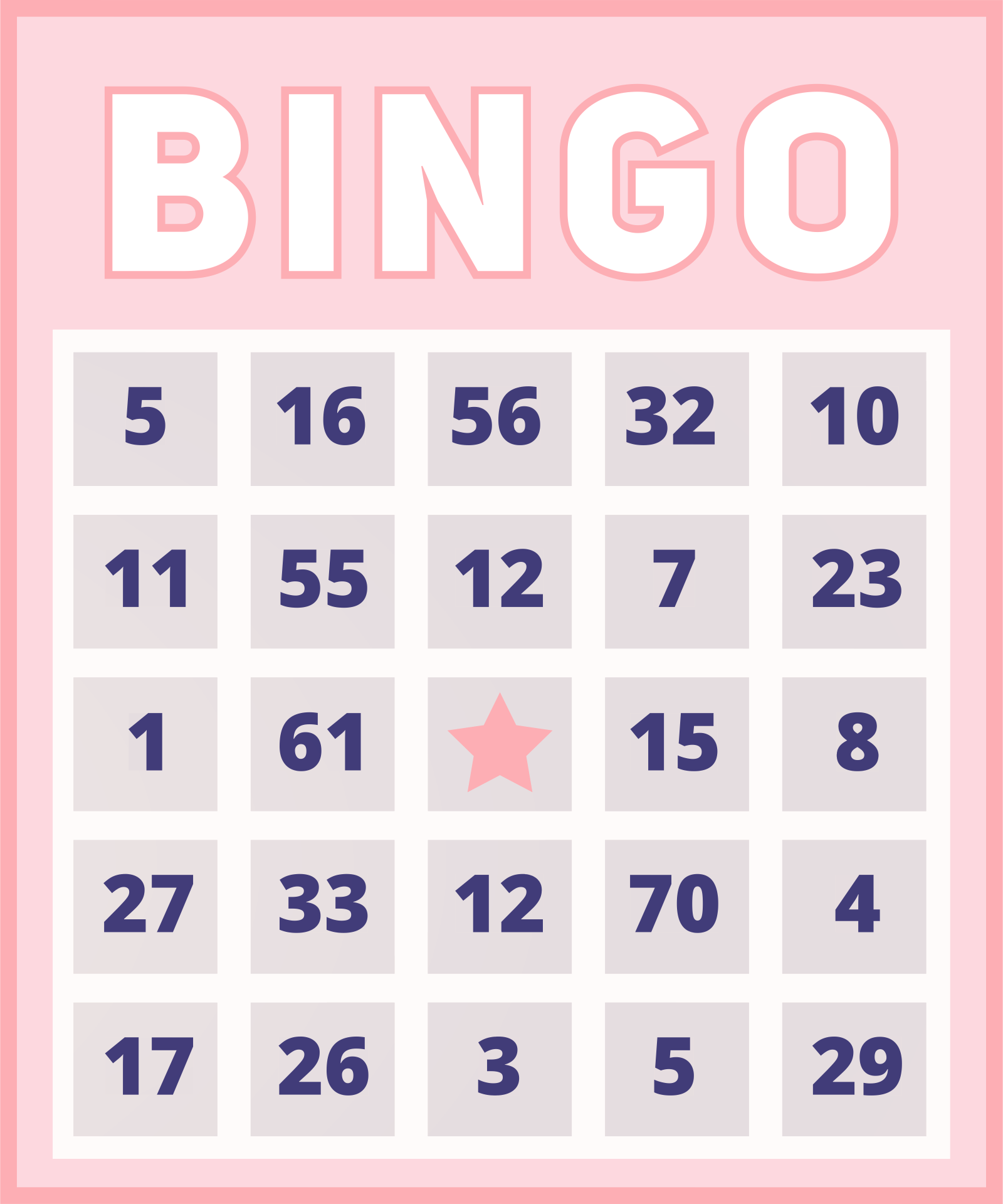 9 Images of Printable Office Bingo