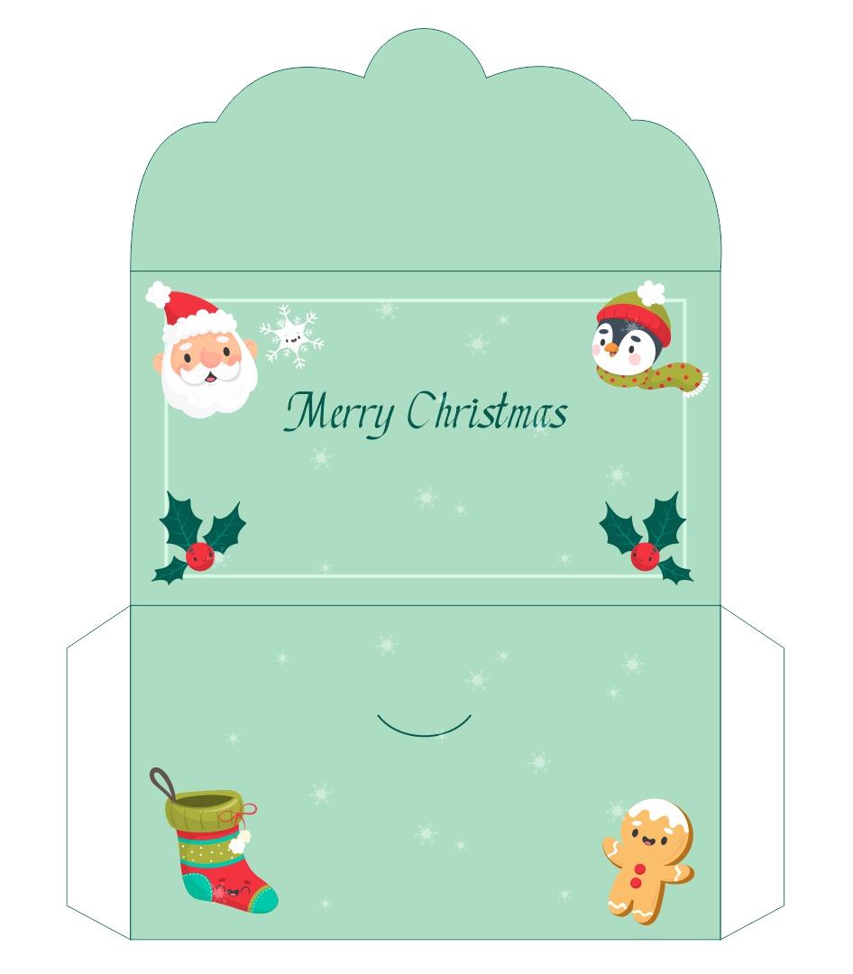 6 Best Gift Money Envelope Printable Printablee Com
