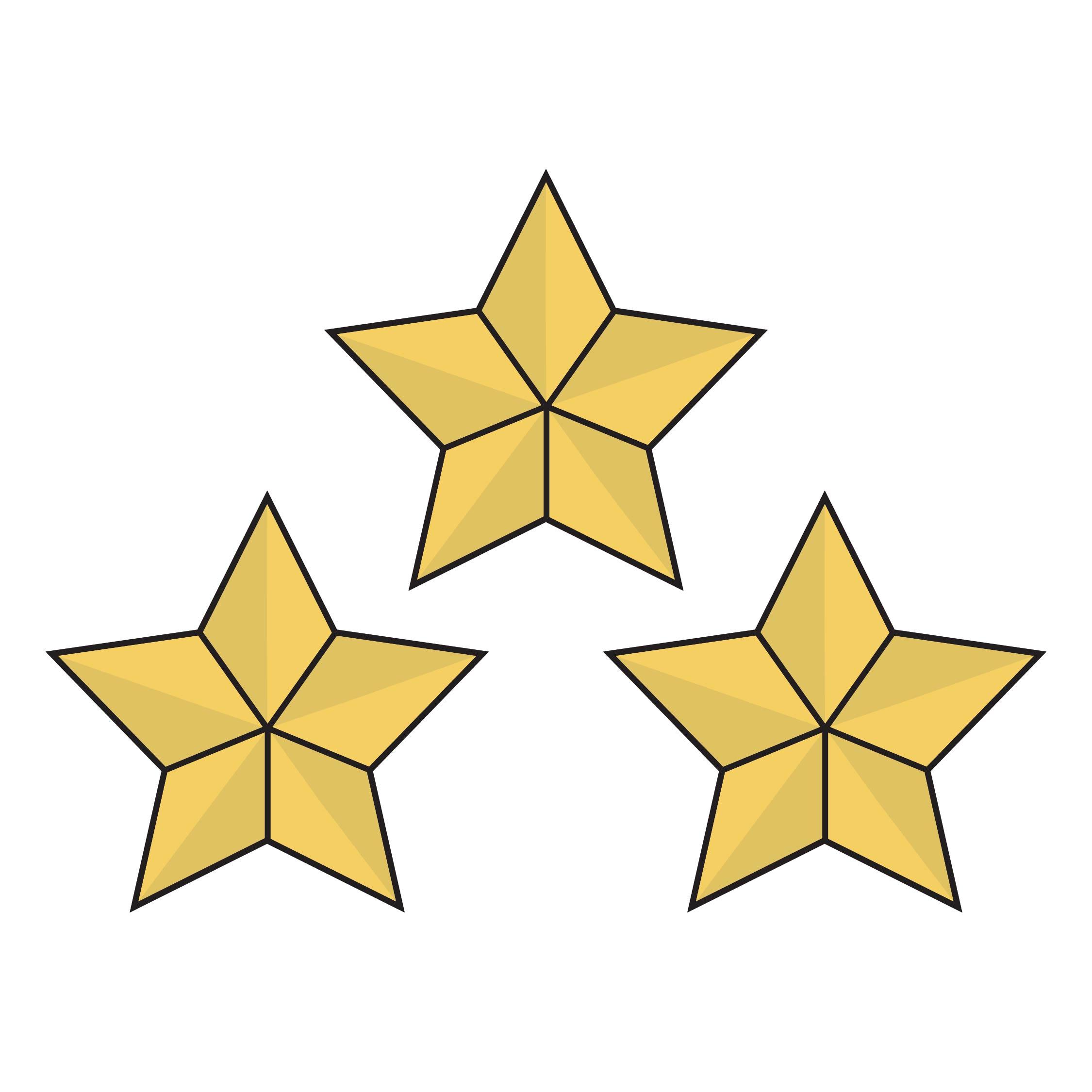 Printable Christmas Tree Star