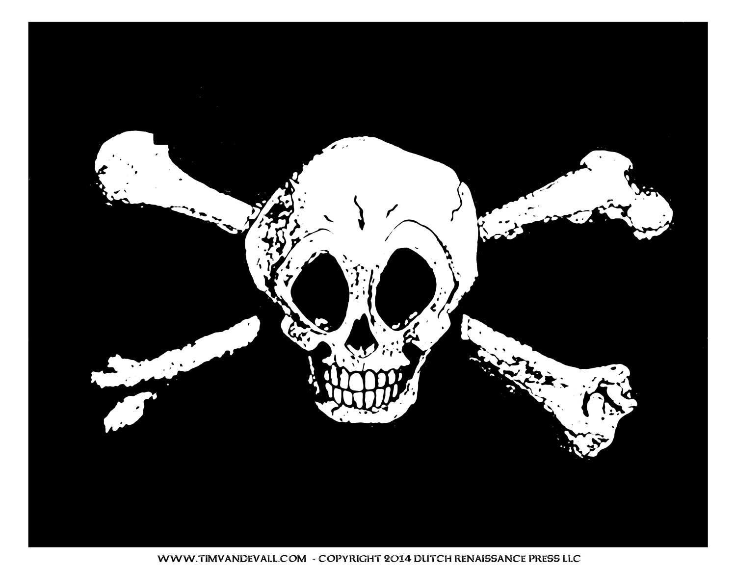 6 Images of Jolly Roger Flag Printable