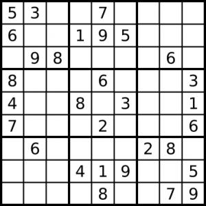 6 Images of Printable Sudoku Game