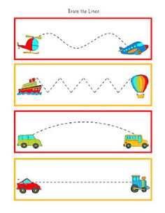 6 Images of Printable 3 Year Old Activities