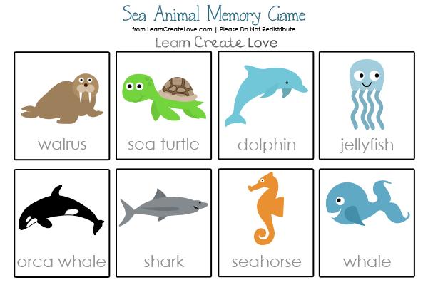 7 Images of Printable Memory Games For Preschoolers