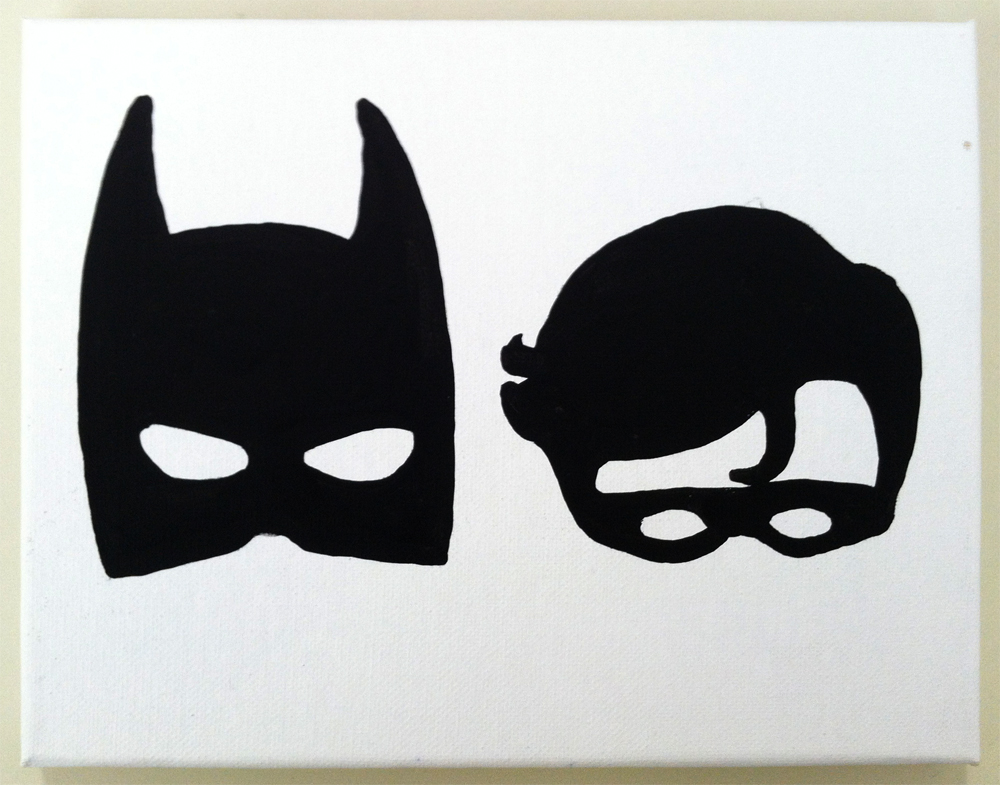 batman face mask template - 8 best images of printable robin mask robin mask