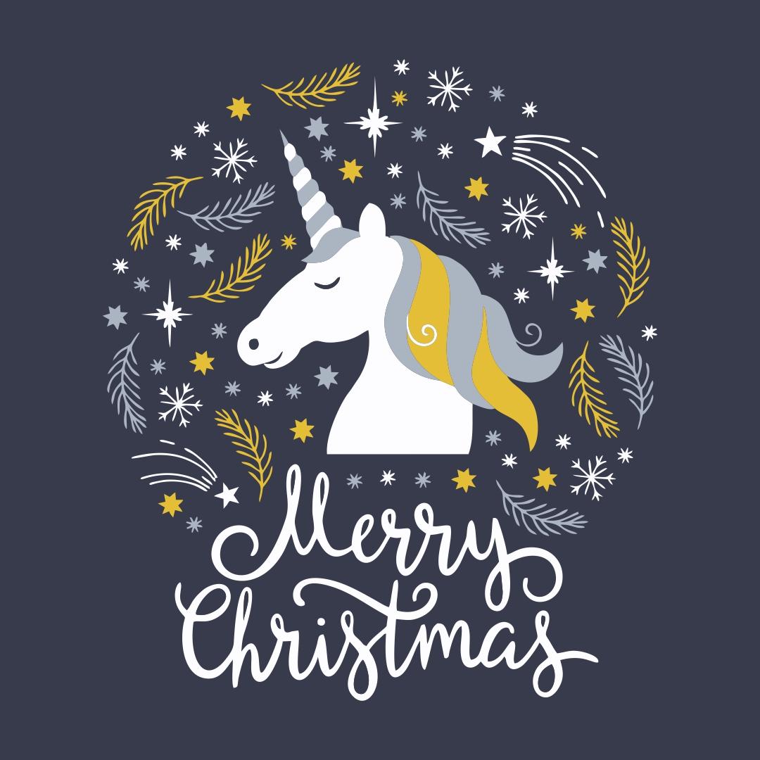 Christmas Horse Printables