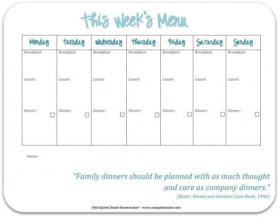 5 best images of printable blank menu sheets free for Free printable menu templates