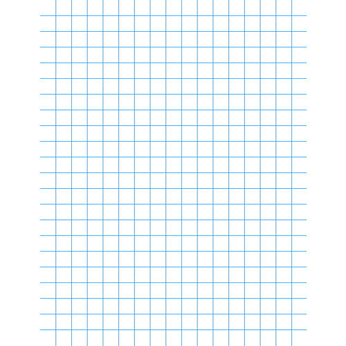 4 Images of 8 X 11 Graph Paper Printable