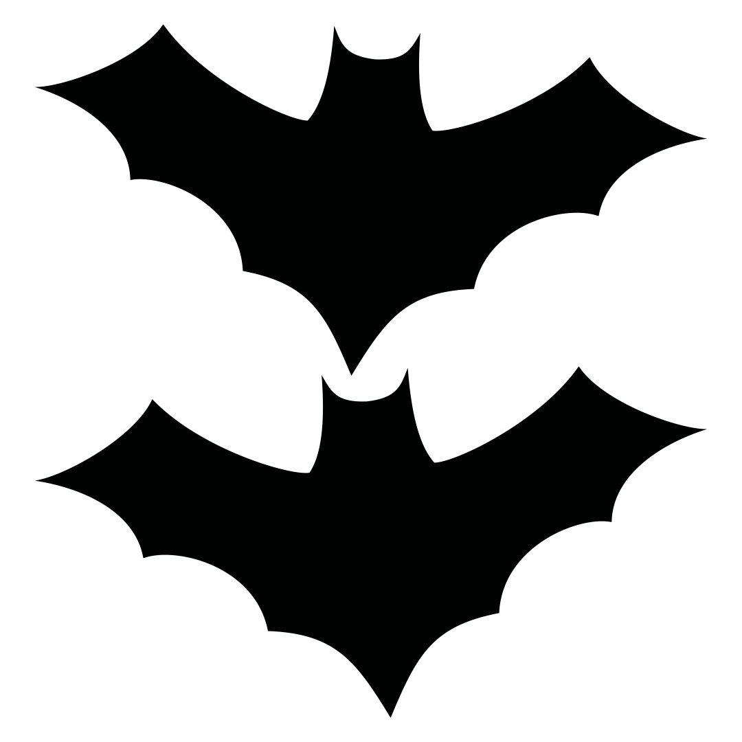 Halloween Bat Template Printable