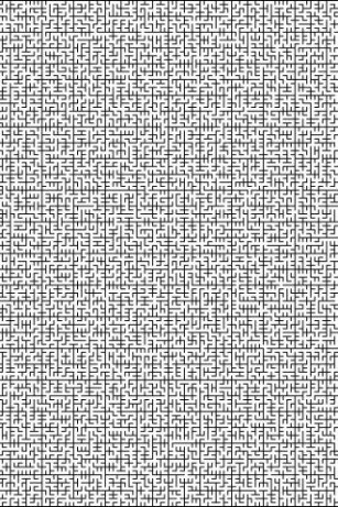 5 Best Images of Impossible Mazes