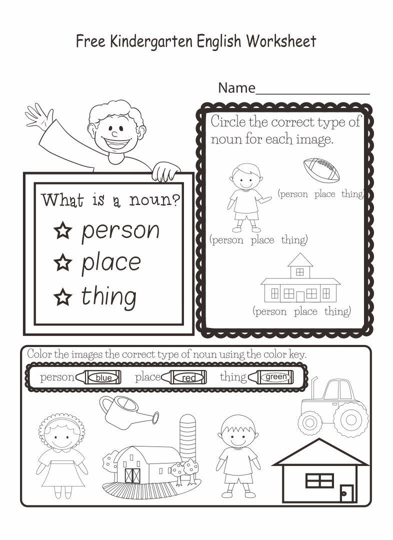 Kindergarten Worksheets Printable Packets