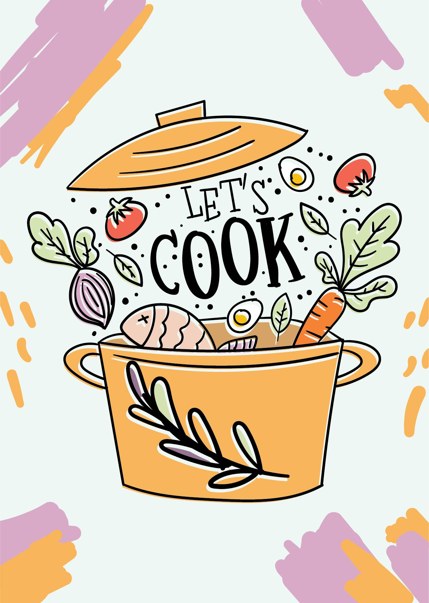 Printable Cookbook Cover Designs