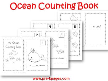 7 Images of Preschool Printables Ocean Theme