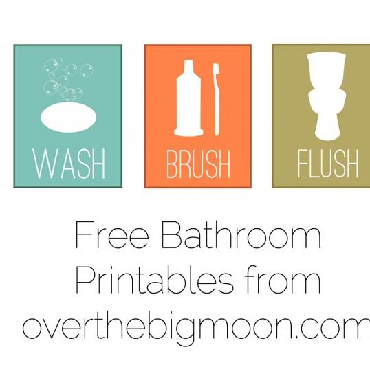 Of Printable Bathroom Wall Decor Free Printable Beach Wall Art Decor