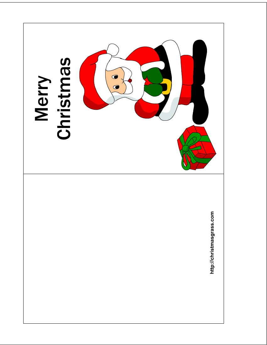 Christmas card template christmas holiday party invitation templates