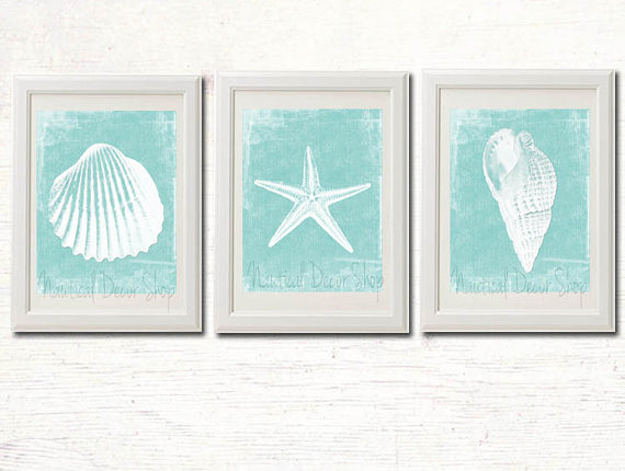 Free Printable Beach Wall Art Decor