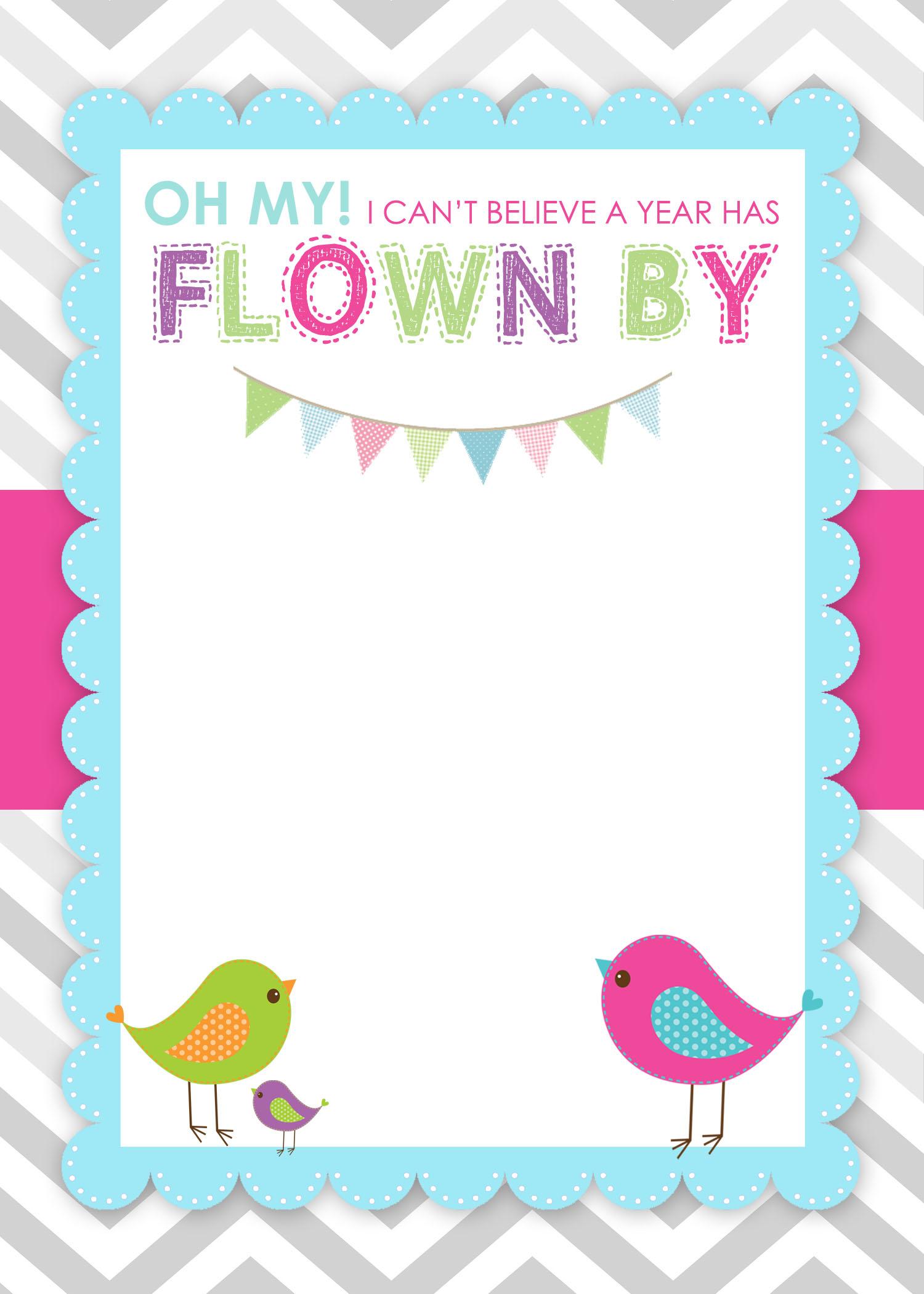 Birthday Invitation Card Templates Free Download – Free Birthday Cards Templates