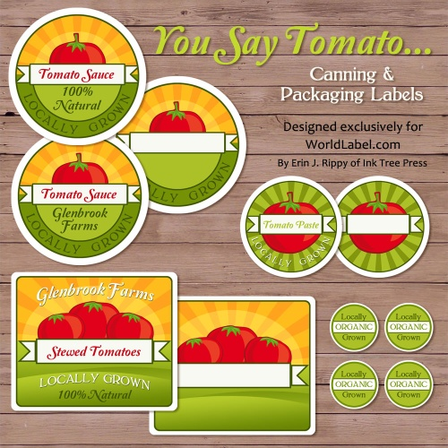 6 Images of Free Printable Canning Jar Label Templates