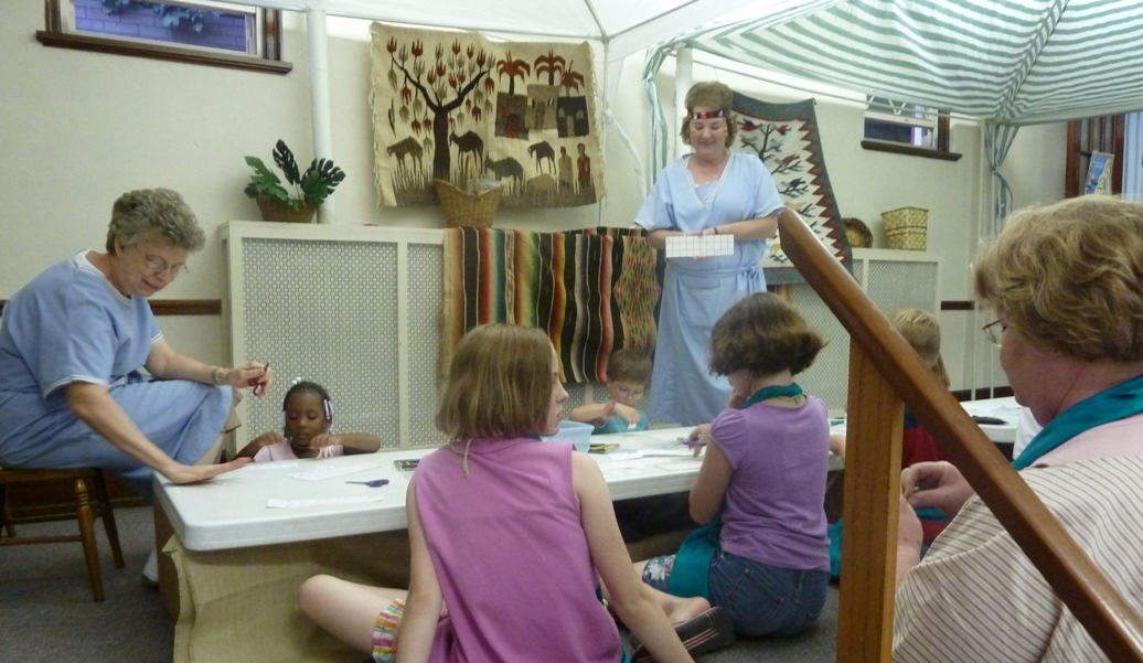 6 Images of Printable VBS Crafts