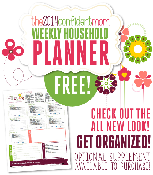 8 Images of Free Printable Home Management Planner