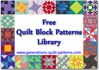 5 Images of Free Printable Quilt Patterns