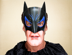 7 Images of Printable Batman Mask To Wear